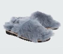 FURRY FANTASY Furry Footbed