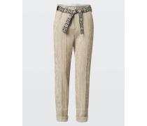 TEXTURED STRIPE pants 4