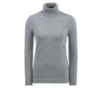 Damen Pullover Rollkragen, Cashmere