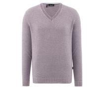 Herren Pullover V-Ausschnitt, Baumwolle