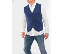 Herren Weste, Superwash, Regular Fit