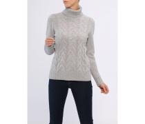 Damen Pullover Rollkragen