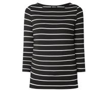 Shirt mit Streifenmuster
