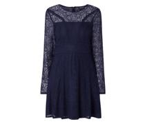 Kleid mit floraler Spitze Modell 'Tiana'