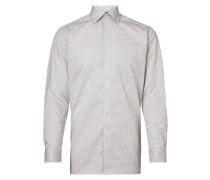 Regular Fit Business-Hemd mit Brusttasche
