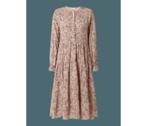 Kleid mit abstraktem Muster Modell 'Dr Iggy'