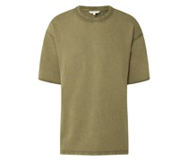 Oversized Fit T-Shirt in Sweatware 300g