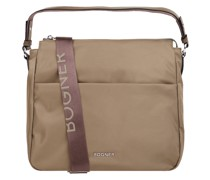 Hobo Bag mit abnehmbarem Schulterriemen Modell 'Isalie'