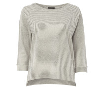 Shirt mit Raglanärmeln und Streifenmuster