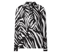 Bluse aus Seide Modell 'Bansuma'