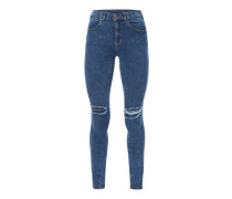 Second Skin Fit Jeans mit Stretch-Anteil