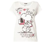 T-Shirt mit Snoopy©-Print