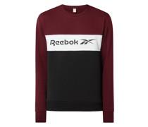 Sweatshirt mit Bio-Baumwolle