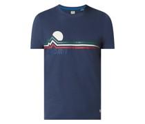 T-Shirt aus Baumwollmischung