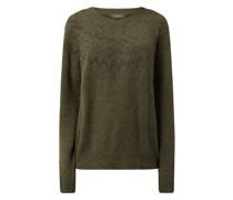 Pullover mit Alpaka-Anteil Modell 'Sidsel'
