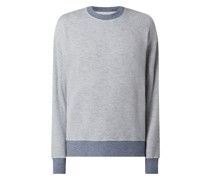 Sweatshirt mit Bio-Baumwolle Modell 'Baadro'