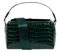 Crossbody Bag in Kroko-Optik Modell 'Croc'