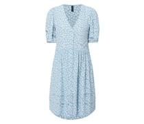 Blusenkleid mit floralem Muster Modell 'Lura'