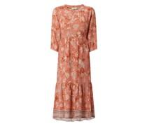 Kleid aus Viskose Modell 'Johul'