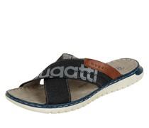 Sandalen aus Textil