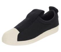 Slip-On Sneaker 'Superstar' aus Textil