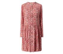 Kleid aus Viskose Modell 'Adney'