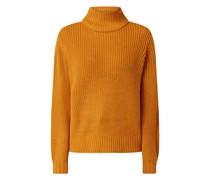 Pullover mit Stehkragen Modell 'Tommy'