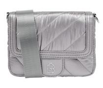 Crossbody Bag in Metallic-Optik Modell 'Padra'