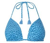 Bikini-Oberteil in Triangel-Form mit Neckholder Modell 'Barthers'