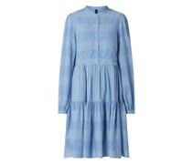Kleid aus Viskose-Baumwoll-Mix Modell 'Lamali'