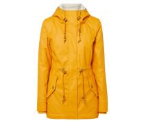 Regenparka mit Teddyfutter Modell 'Monadis Rainy'