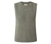 Pullunder mit Woll-Anteil Modell 'Paris'