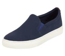 Slip On Sneaker mit elastischen Einsätzen