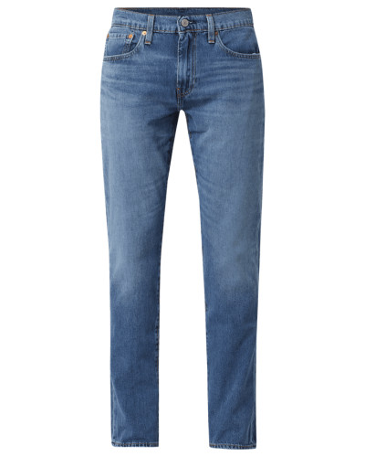 Tapered Fit Jeans mit Stretch-Anteil Modell '502'