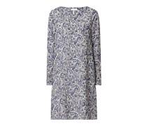 Kleid aus Viskose Modell 'Cidano'