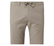 Shorts mit Stretch-Anteil Modell 'Jens'