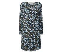 Kleid mit Leopardenmuster Modell 'RoseL'