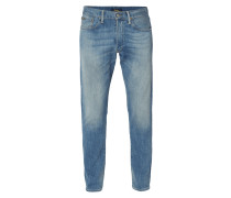 Old Blue Washed Slim Fit Jeans