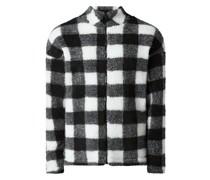 Jacke aus Teddyfell Modell 'Xamier'