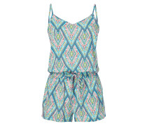 Playsuit mit Ethno-Muster