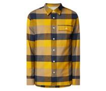Regular Fit Freizeithemd aus Bio-Baumwolle Modell 'Clovis'