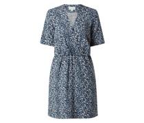 Kleid aus Viskose mit Millefleurs Modell 'Airaa'