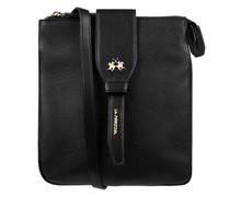 Crossbody Bag aus Leder Modell 'Greta'