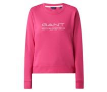 Sweatshirt mit Logo Modell 'Summer'