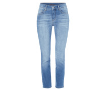 Stone Washed Jeans mit Stretch-Anteil