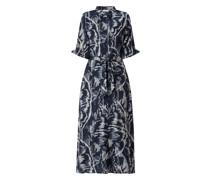 Kleid aus Viskose Modell 'Kavalentina'
