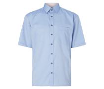 Comfort Fit Business-Hemd mit kurzem Arm
