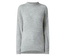 Oversized Pullover mit überschnittenen Schultern Modell 'Gegant'