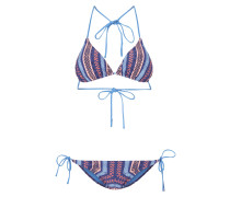 Bikiniset mit Ethno-Muster