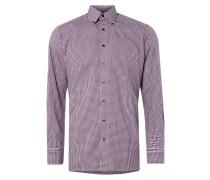 Regular Fit Hemd mit Button-Down-Kragen